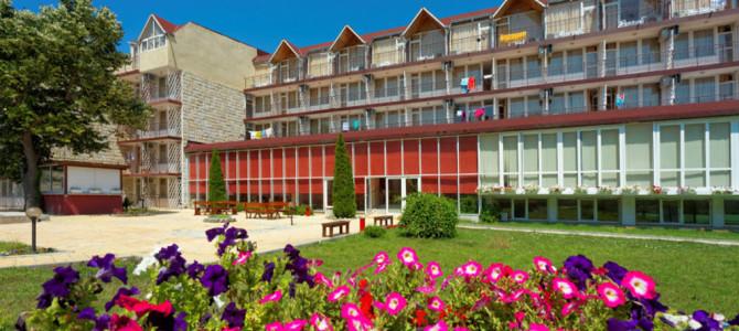 Семейна почивка в «Клубен Хотел Ведрен», Кранево