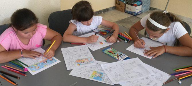 Лятна Арт-работилница и училище