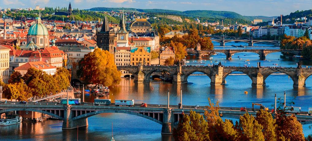 Прага прз пролетта