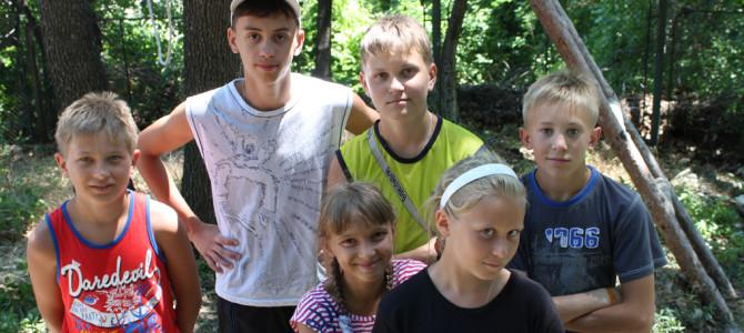 Детски лагери във Вонеща вода