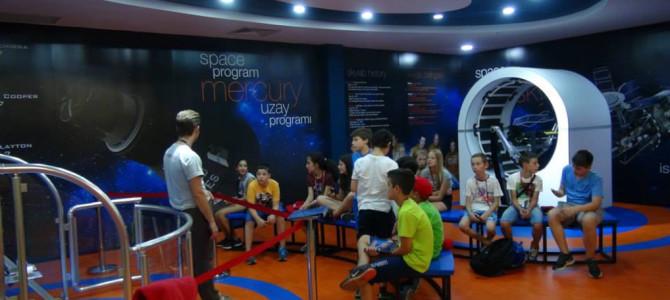 Научно – образователен център Space Camp