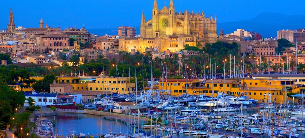 Почивка в Испания