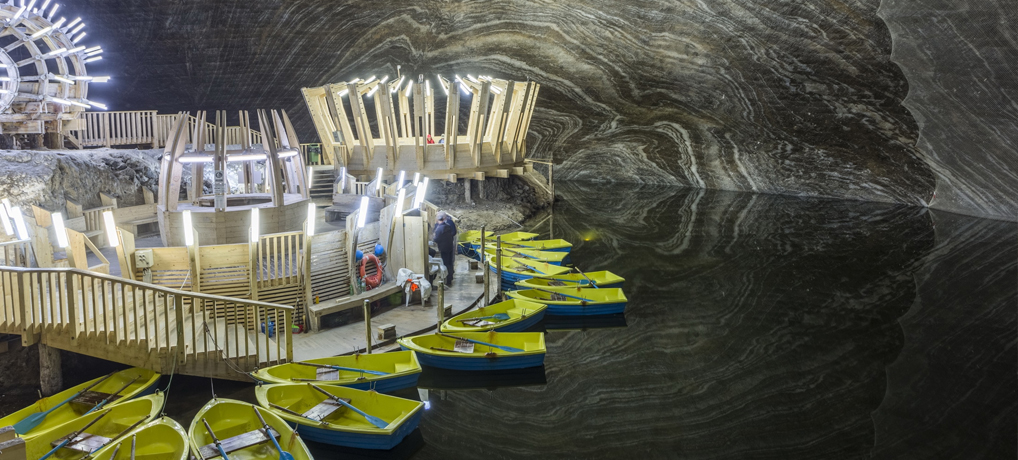 Екскурзия до Сибиу, замъкa Хунедоара и най-голямата солна мина в Европа – Турда