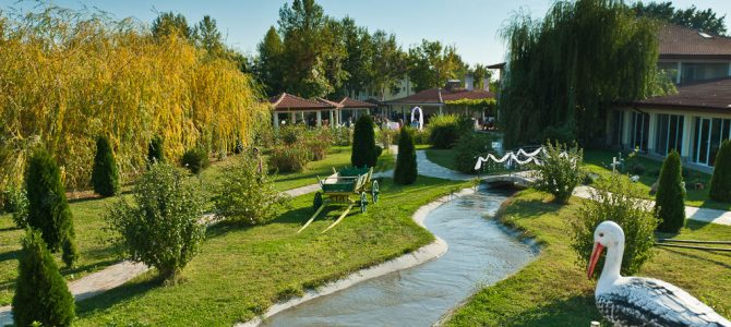 Зелено училище до Карлово