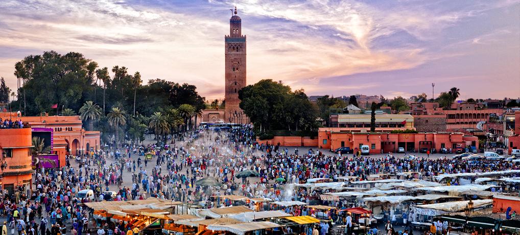 Мароко и Коста Дел Сол